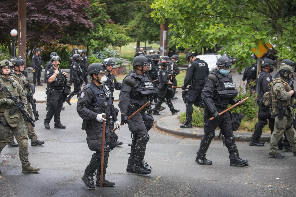 Seattle Police AP