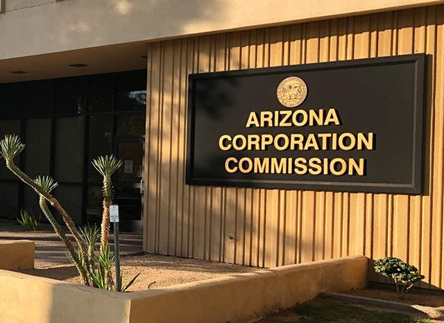 AZ Corp Commission